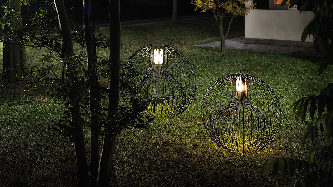 Icaro Ball outdoor Modo Luce NEWIMAGE