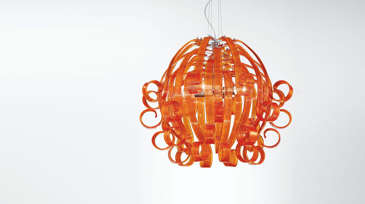 Medusa Arancio 1